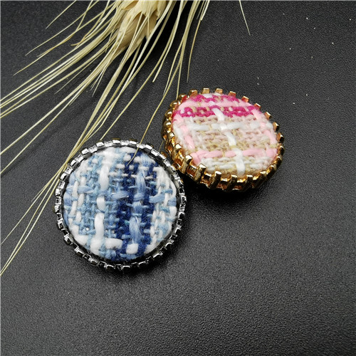 new fashion round button for garment