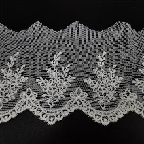 net embroidery water soluble lace 2021