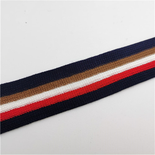 custom multicolor polyester ribbon 2021