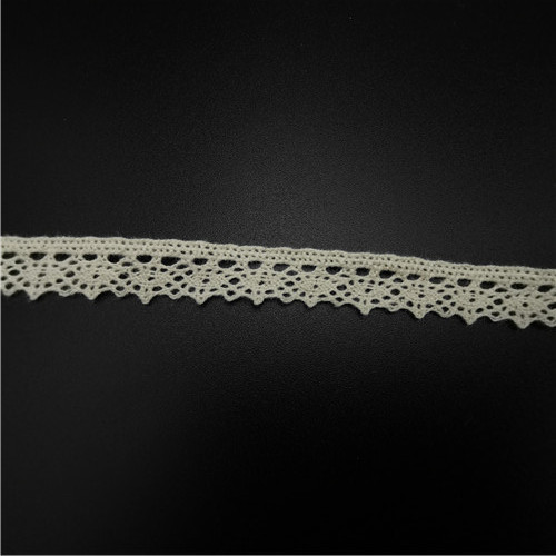 fashion weave embroidered crochet cotton lace